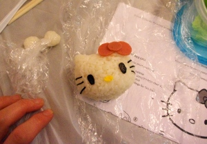 hello kitty onigiri